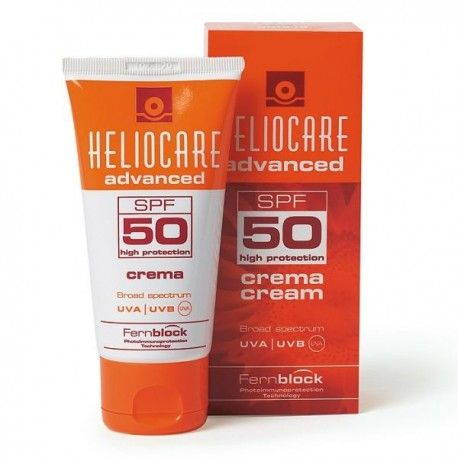 Heliocare Advanced Cream SPF 50 -  50ml
