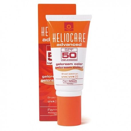 Heliocare Gelcream Colour Brown SPF50   50ml