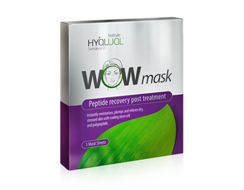 Hyalual Wow Mask 5 Sheets