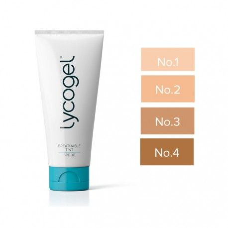 Lycogel Breathable Tint SPF30 30ml
