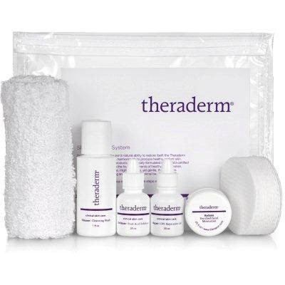 Theraderm Gentle Skin Renewal Travel Pack